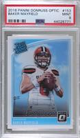 Rated Rookies - Baker Mayfield [PSA9MINT]