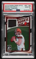 Baker Mayfield [PSA 10 GEM MT]