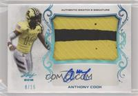 Anthony Cook /15