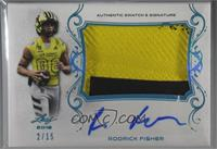 Rodrick Fisher /15