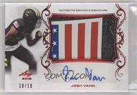 Josh Vann #/10
