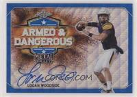Logan Woodside #/20