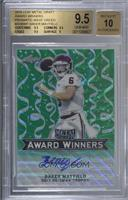 Baker Mayfield [BGS 9.5 GEM MINT] #/5