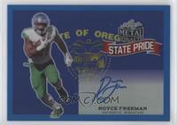 Royce Freeman #/35