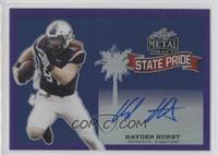 Hayden Hurst /15