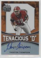 Trenton Thompson #/3