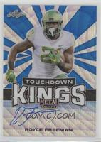 Royce Freeman #/20