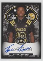 Tyson Campbell #/15