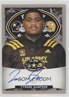 Tyrone Sampson /25