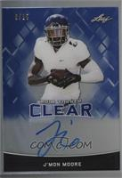 J'Mon Moore [Noted] #/25