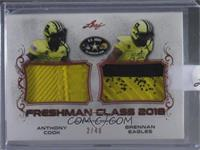 Anthony Cook, Brennan Eagles [Uncirculated] #/40