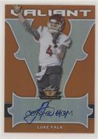 Luke Falk [Good to VG‑EX] #/35