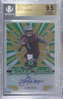 Luke Falk [BGS 9.5 GEM MINT] #/60