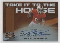 Braxton Berrios /35