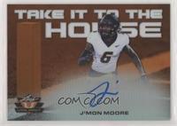 J'Mon Moore #/35