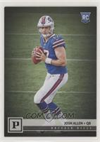 Rookies - Josh Allen [EX to NM]