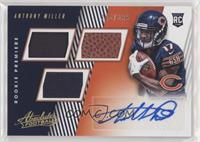 Rookie Premiere Material Autos - Anthony Miller /399