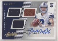 Rookie Premiere Material Autos - Mike White /399