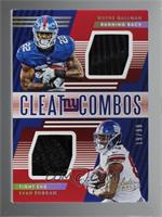 Evan Engram, Wayne Gallman /99