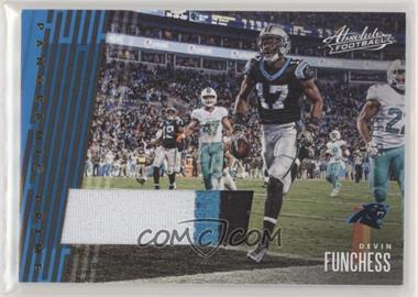 2018 Panini Absolute - Panoramic - Prime #PP-DF - Devin Funchess /99