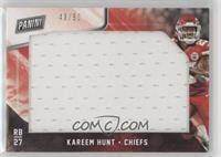Kareem Hunt /50