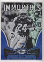 Immortals - Ty Law /50