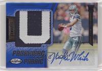 Freshman Fabric Signatures - Mike White /50
