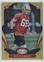 Rookies - Mike McGlinchey /25