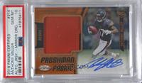 Freshman Fabric Signatures - Anthony Miller /249 [PSA 10 GEM MT]