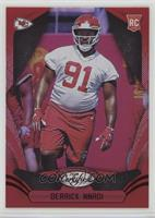 Rookies - Derrick Nnadi /99