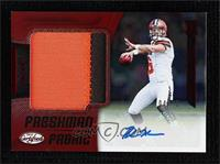 Freshman Fabric Signatures - Baker Mayfield #/75
