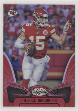 2018 Panini Certified - [Base] - Mirror Red #30 - Patrick Mahomes II /99