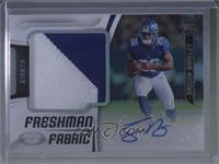 Freshman Fabric Signatures - Saquon Barkley /175