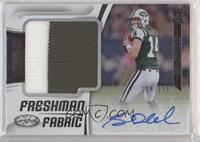 Freshman Fabric Signatures - Sam Darnold #114/175