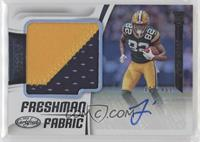 Freshman Fabric Signatures - J'Mon Moore [EX to NM] #/499