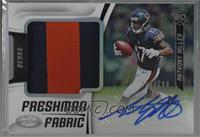 Freshman Fabric Signatures - Anthony Miller [Noted] #/299