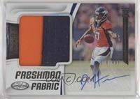 Freshman Fabric Signatures - DaeSean Hamilton #/499