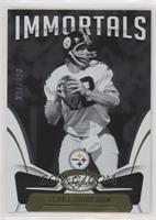 Immortals - Terry Bradshaw /999