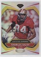 6379b746b83 Charles Haley Serial Numbered Football Cards