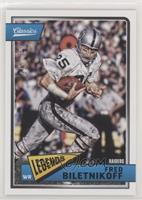 Legends - Fred Biletnikoff #/175