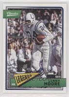 Legends - Lenny Moore #/175