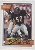 Legends - Mike Singletary #/40