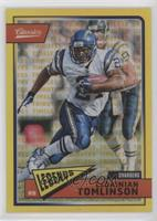 Legends - LaDainian Tomlinson #/65