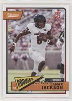 Rookies - Lamar Jackson #/299