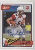 Rookies - Kyle Lauletta /99
