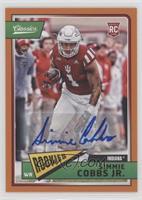 Rookies - Simmie Cobbs Jr. /25