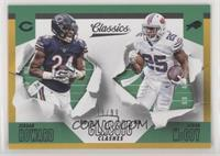 LeSean McCoy, Jordan Howard #/99