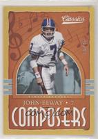 John Elway #/99