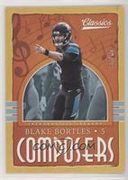 Blake Bortles #/99