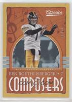 Ben Roethlisberger #/99